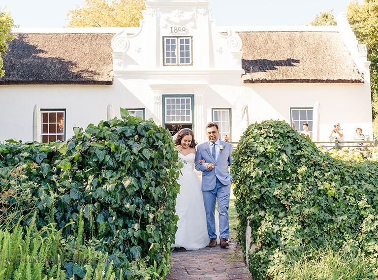 Winelands Venue Kuils River Wedding Ceremony